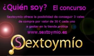concurso tienda erotica sextoymio