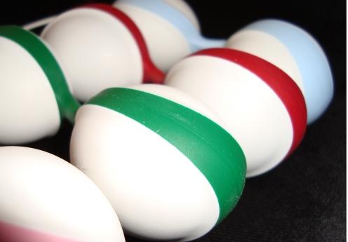 bolas chinas de silicona