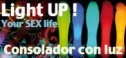Nuevo – Los consoladores Light up